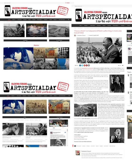 artspecialday_com I Have a Dream