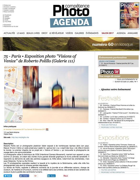 competence photo_com Visions of Venice a Paris