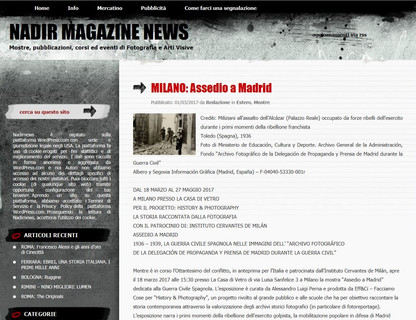 nadirnews_com Assedio a Madrid
