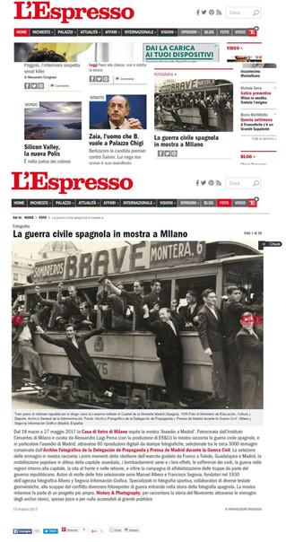 l_Espresso.it Madrid