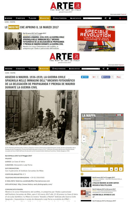 arte_it Assedio a Madrid