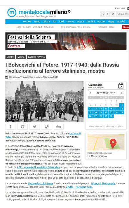 mentelocale_it i Bolscevichi al potere