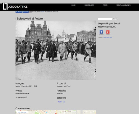 lobodilattice_com  i Bolscevichi al potere