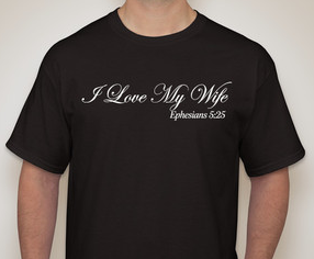 I Love My Wife - Married Men L  XL