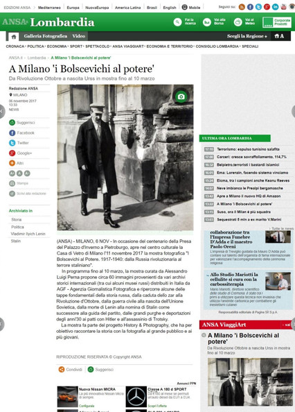 ansa_it i Bolscevichi al potere