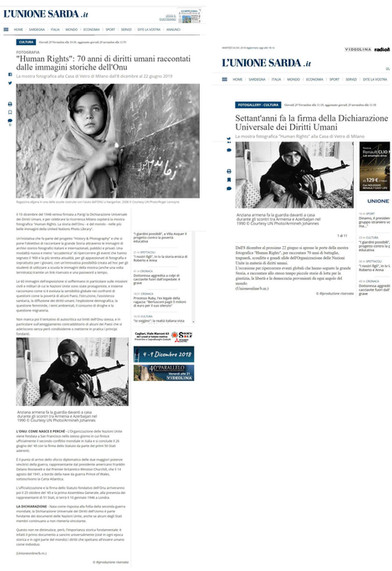 unionesarda_it Human Rights