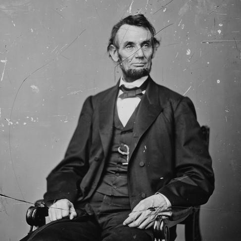 Abraham Lincoln  (1809/1865)