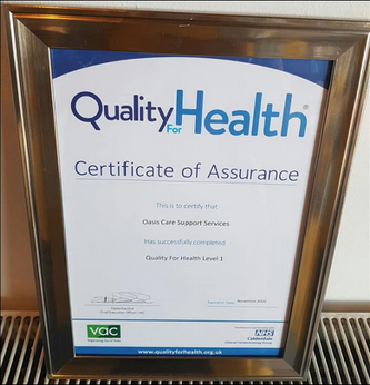 Quality for Health Certificate.PNG