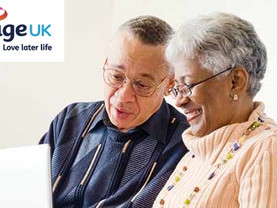 Age UK - Staying safe and well at home...