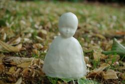 Angel porcelaine