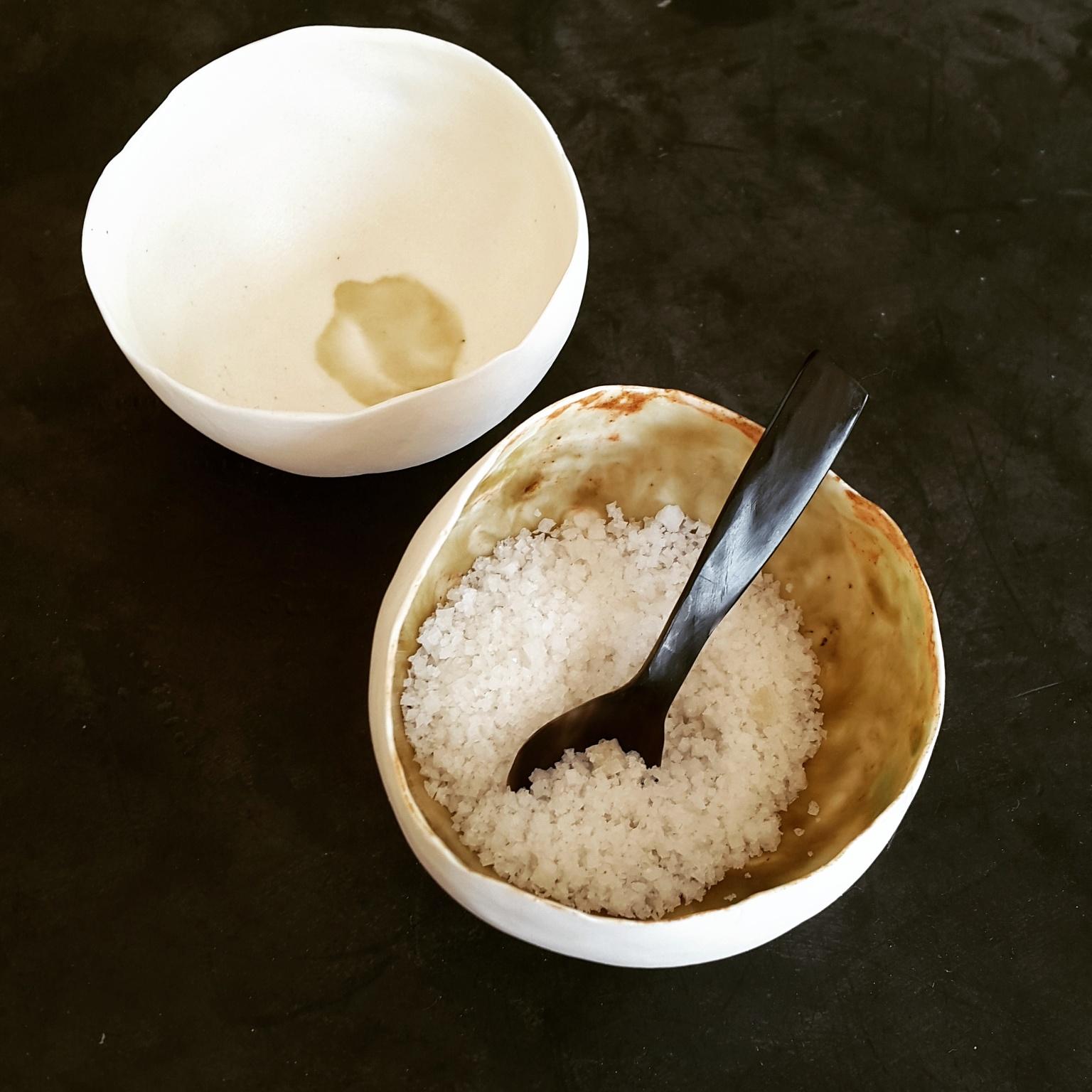 Bol porcelaine sel