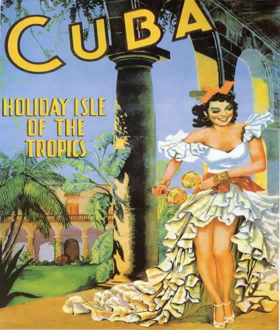 Cuba- Holiday Isle of the Tropics