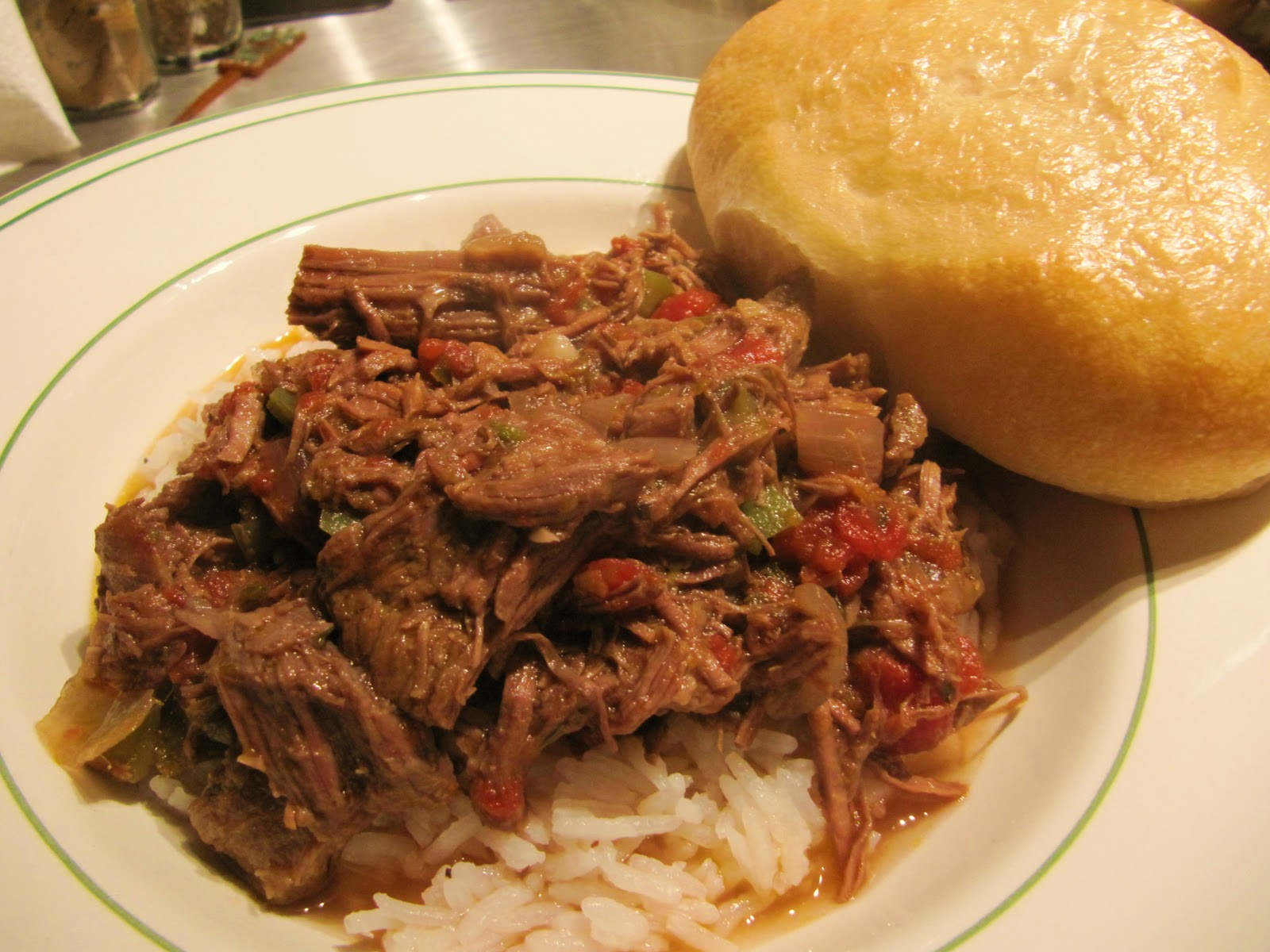 Ropa Vieja (Old clothes)