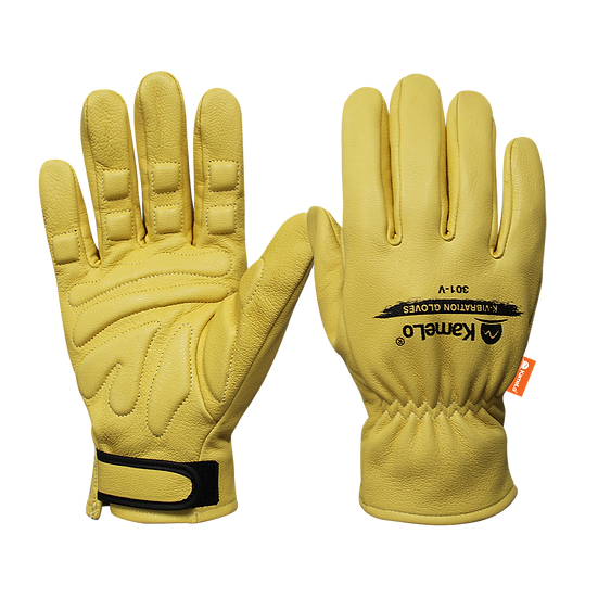 301_ANTI-VIBRATION GLOVES (SHORT)
