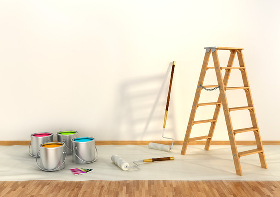 DIY: How to Paint a Room Properly