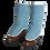Thumbnail: AG-1 LEATHER WELDING LEGGINGS (adjustable strap)