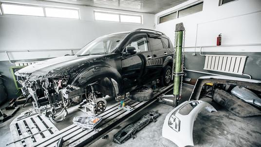 Невероятно качественный кузовной ремонт