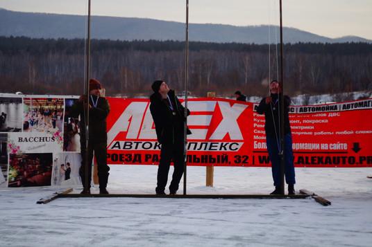 12 и 13 января прошел II Этап Открытого Чемпионата Забайкальского края по зимнему Дрифту
