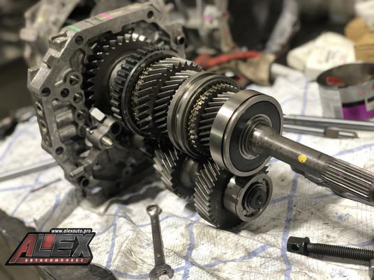 Ремонт механических трансмиссий в Автокомплексе AleX