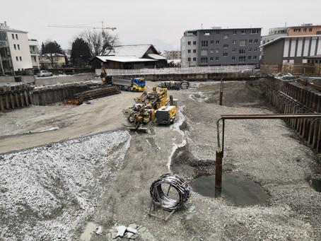 Dienstleistungszentrum Giessen, Vaduz – Stand 12. Februar 2021