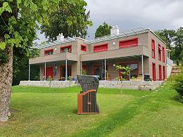 Neubau 4 Wohnungen Bienenwabe, Bassersdorf