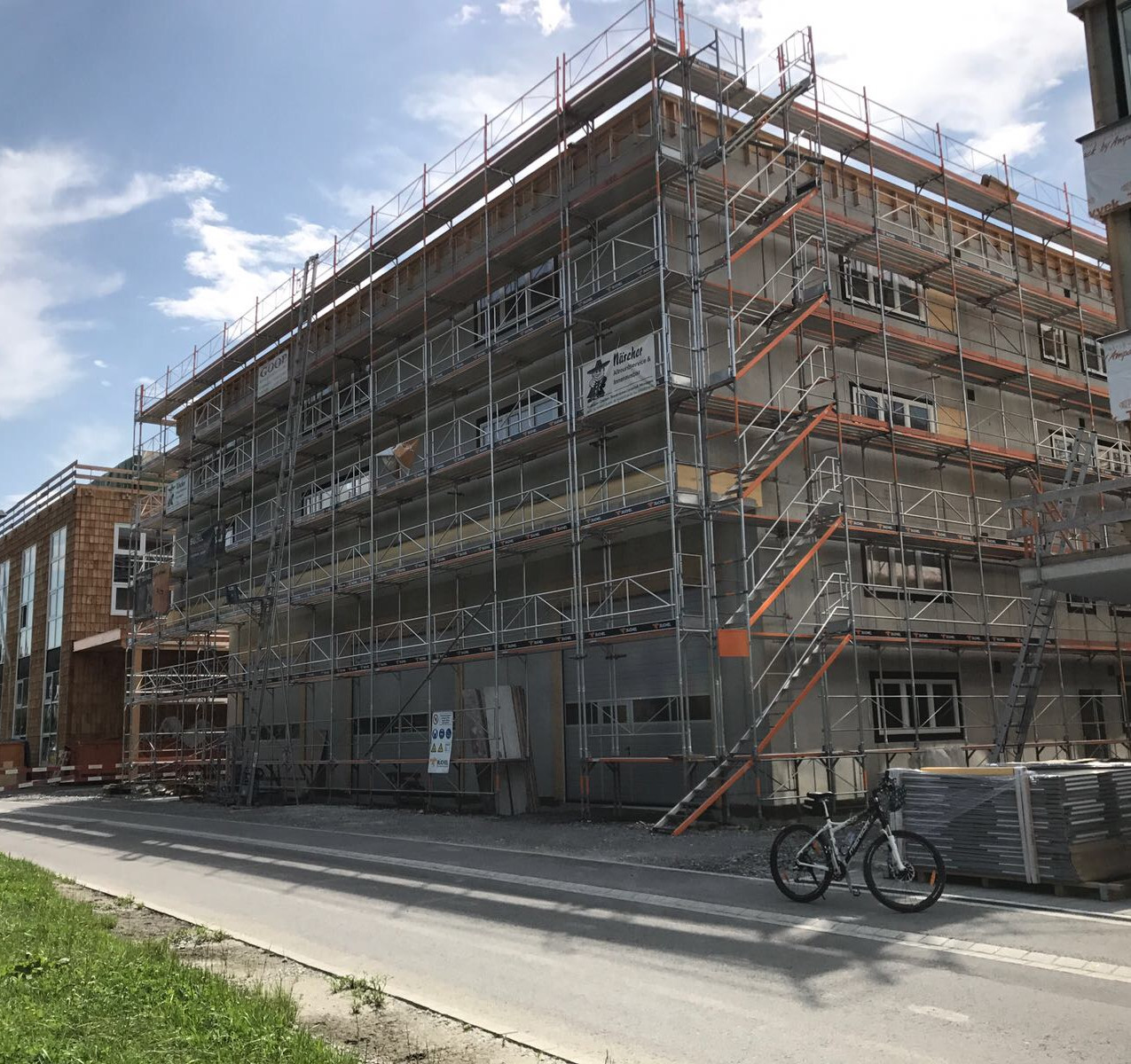 Industrie Ober Au, Bendern-Gamprin