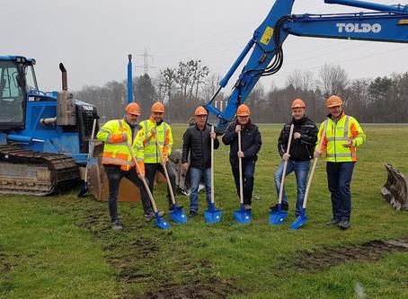 Neues Belagswerk in Sennwald