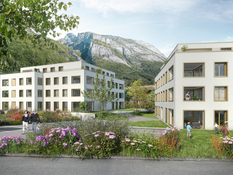 Neubau Überbauung Sägenpark, 9466 Sennwald