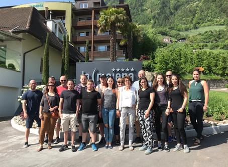 Büroausflug ins Südtirol