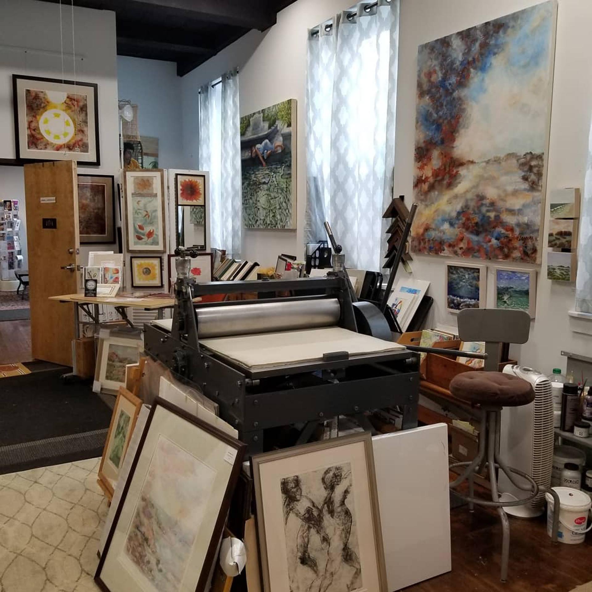 Joanne L. Carothers Studio