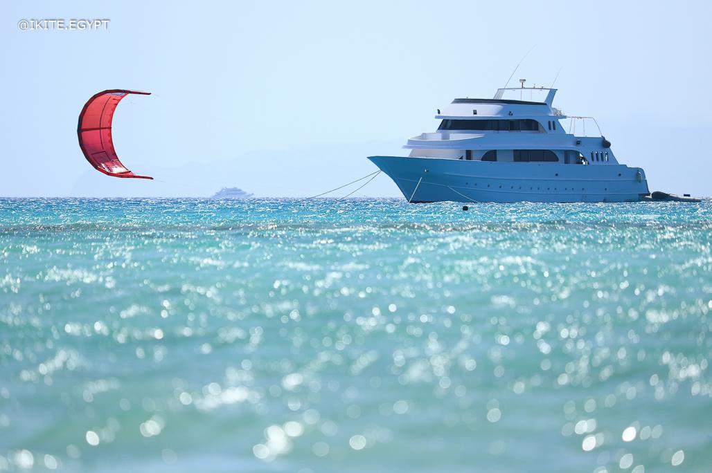 Yachts fleet