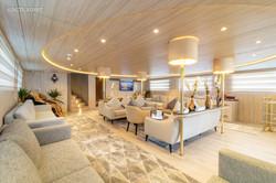 Captain Sparrow luxury motor yacht