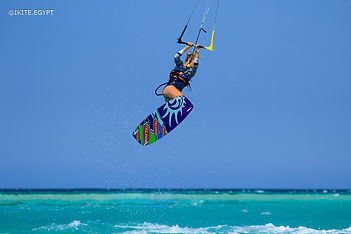 Ikite.egypt - kite-safari trips around the Red Sea islands, Egypt. Kite-courses for kiteboarding active water sport