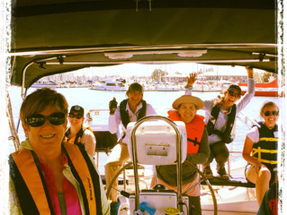 26th annual Women's Sailing Seminar at IYC