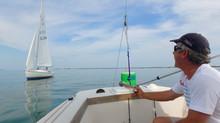 Light Wind Sailing - Not A Problem