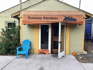 Bohemian Creamery - A Cheesy Stop Along Sonoma County's Farm Trails
