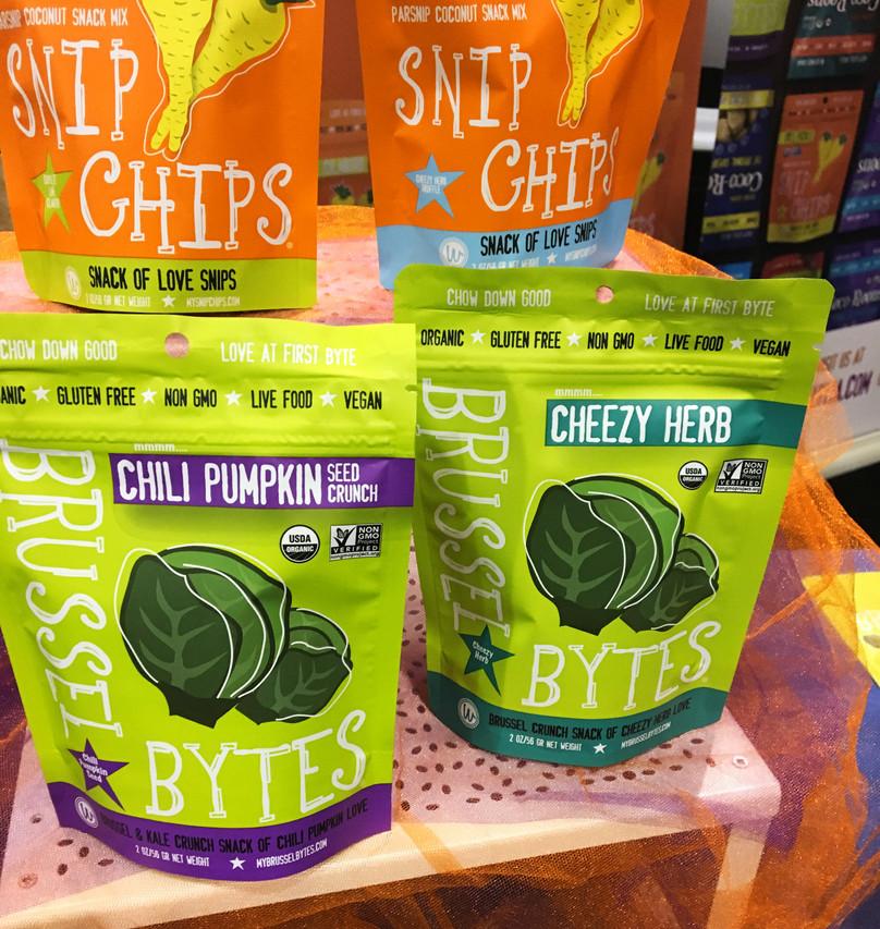 Brussel Bytes & Snip Chips
