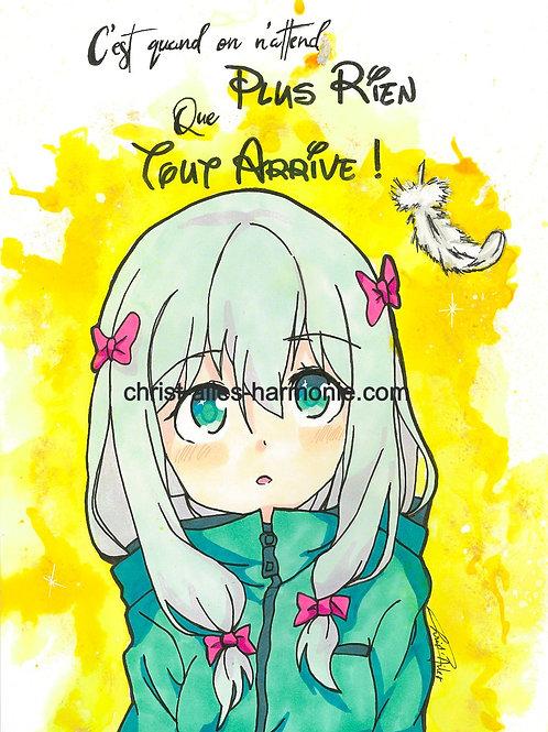 081 Manga citation tout arrive