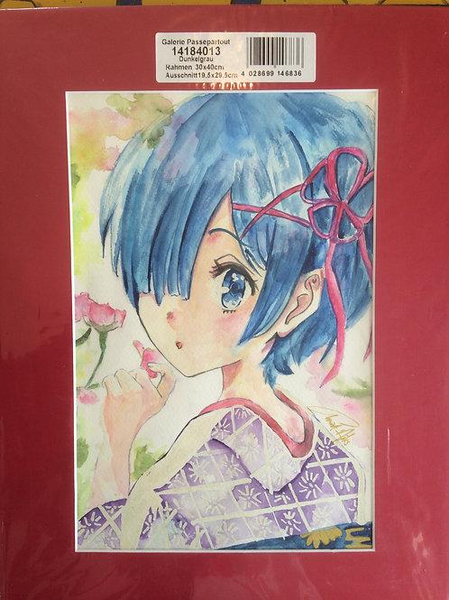 Aquarelle 054 Manga