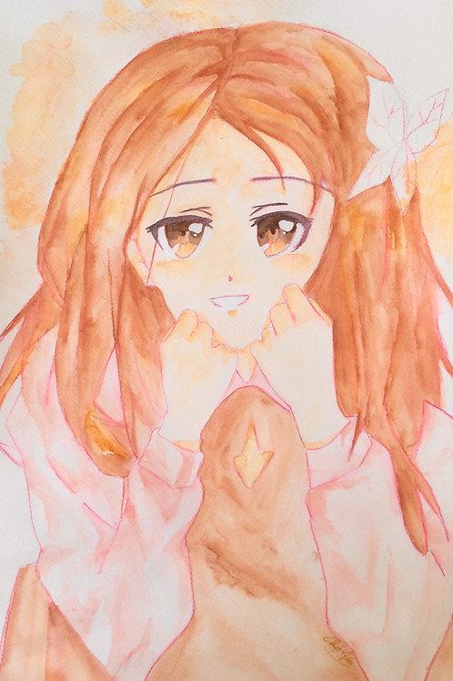 Aquarelle 026 Manga