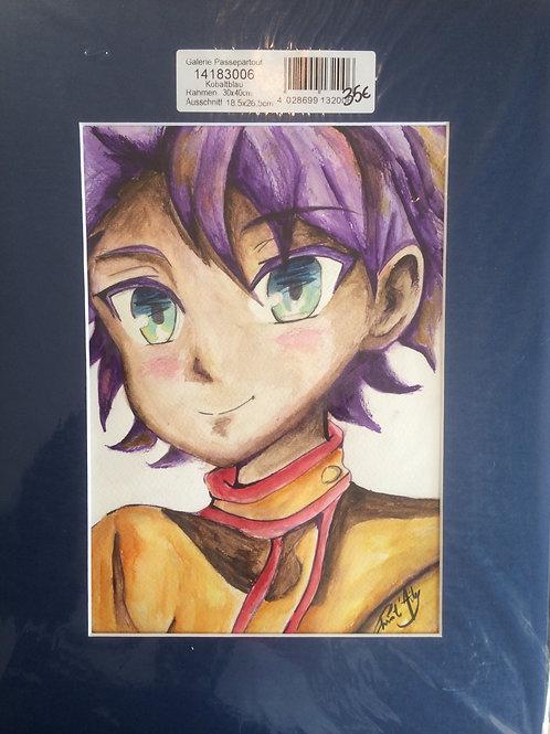 Aquarelle 048 Manga