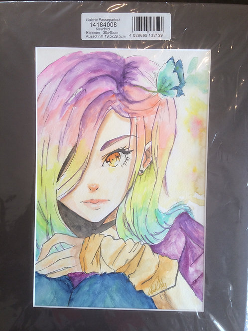 Aquarelle 053 Manga