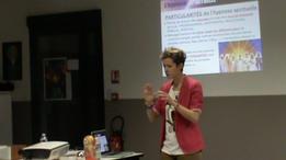 Conférence avec l'Association Santé et Douceur