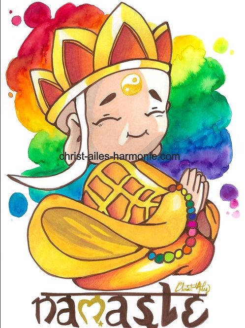 012 BB Namasté Zen