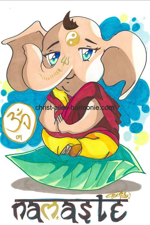 014 BB Namasté OM Ganesh