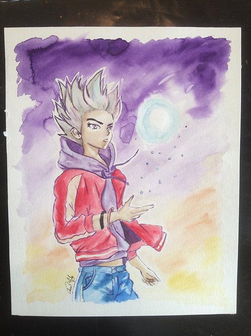 Aquarelle 035 manga