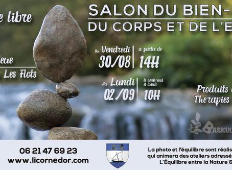 Salon Bien-Être du 30 août au lundi 2 septembre à Palavas Les Flots (34)