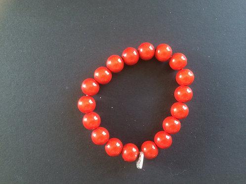 "Bracelet Miracle ""Orange"""
