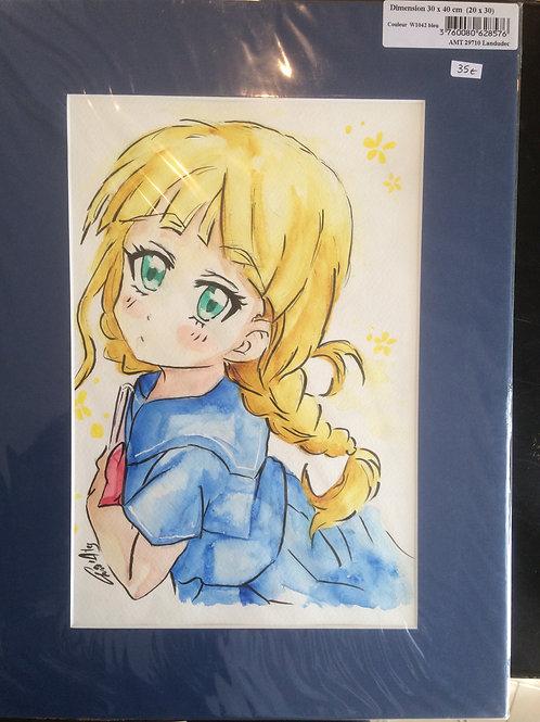 Aquarelle 039 manga