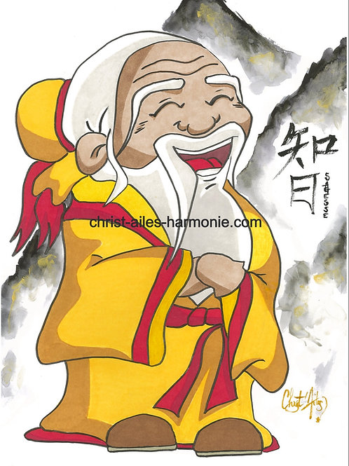 020 BB Sage chinois